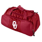 Logo Chairs NCAA 21'' Gym Duffel; University of Oklahoma