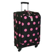 Jenni Chan Dots 360 Quattro 25'' Spinner Upright; Black Pink