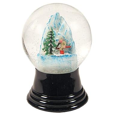 Alexander Taron Medium Skier Snow Globe