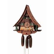 Schneider Chalet Cuckoo Wall Clock