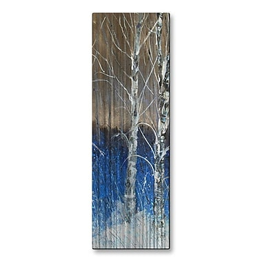 All My Walls 'Stood Still' by Pol Ledent Painting Print Plaque