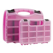 The Original Pink Box 2 Piece Storage Case Set