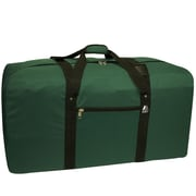 Everest 36'' Heavy Duty Cargo Travel Duffel; Green