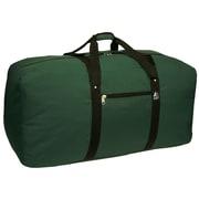 Everest 40'' Heavy Duty Cargo Travel Duffel; Green