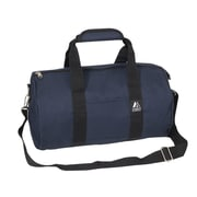 Everest 16'' Basic Round Travel Duffel; Navy