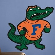 Fathead NCAA Mascot Wall Decal; Florida Gators