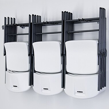 Monkey Bar 12 Folding Chair Large Rack