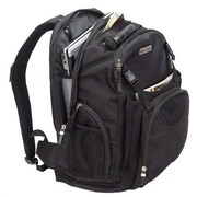 G-Tech Techno iPod Backpack; Jet Black