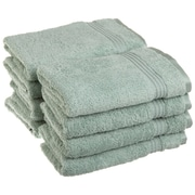 Simple Luxury Superior Hand Towel (Set of 8); Sage