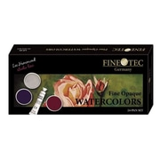 Finetec Watercolor Paint (Set of 24)