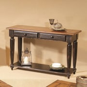 Progressive Furniture Country Vista Console Table