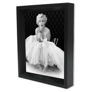 Pyramid America Marilyn Monroe Ballerina Photographic Print Shadow Box