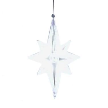 Homebrite Solar Bethlehem Star String Light