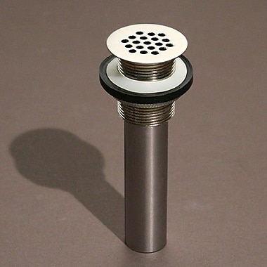 Houzer 2.13'' Grid Shower Drain