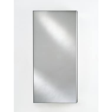 Afina Broadway 20'' x 26'' Recessed Polished Edge Medicine Cabinet