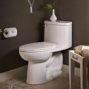 American Standard Cadet 3 Flowise 1.28 GPF Elongated 1 Piece Toilet with Right Hand Trip Lever