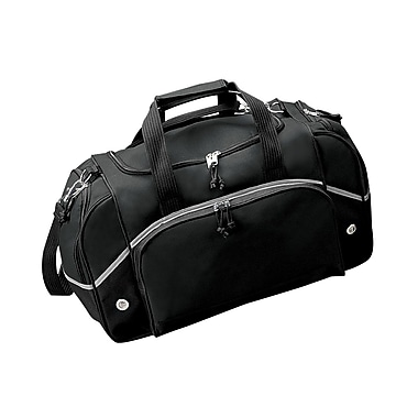 Preferred Nation 20.5'' Gym Duffel; Black