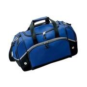 Preferred Nation 20.5'' Gym Duffel; Blue