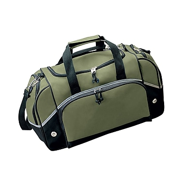 Preferred Nation 20.5'' Gym Duffel; Olive