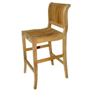 Regal Teak 28'' Bar Stool