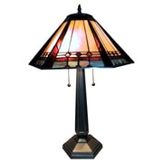 Warehouse of Tiffany Mission Elegant 28'' Table Lamp