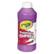 Crayola Premier Tempera Paints; Purple
