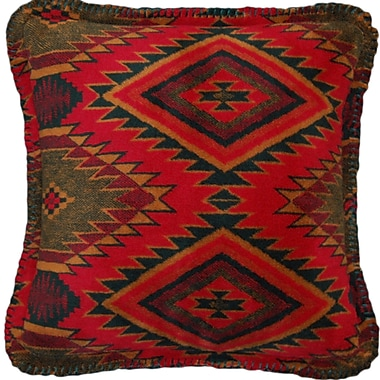 Denali Navaho Wind Throw Pillow