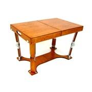 Spiderlegs Portable Folding Coffee Table; Light Cherry