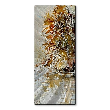All My Walls 'Secluded' by Pol Ledent Painting Print Plaque