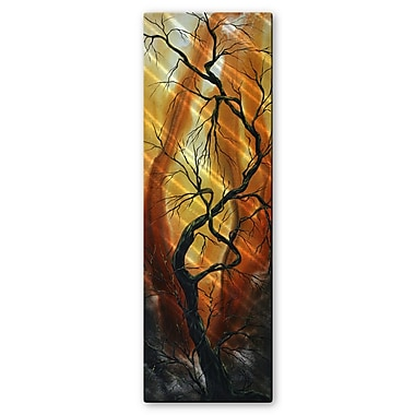 All My Walls 'Towering Trees' by Megan Duncanson Graphic Art Plaque