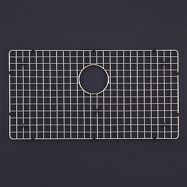 Houzer WireCraft 30'' x 16'' Bottom Grid for Epicure 33'' Farmhouse Sink
