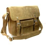 Vagabond Traveler Messenger Bag; Vintage Distress