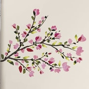 Room Mates 36 Piece Deco Blossom Branches Peel and Stick Wall Decal Set
