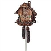 Schneider 8 Day Movement Cuckoo Wall Clock