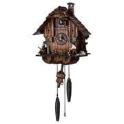 Schneider Quartz Movement Cuckoo Wall Clock