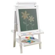 KidKraft Marker Tray Board Easel; White