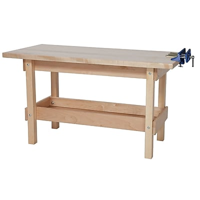 Wood Designs Maple Top Workbench