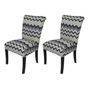 Sole Designs Barcelona Side Chairs (Set of 2)