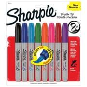 Sharpie Brush Marker (8 Pack)