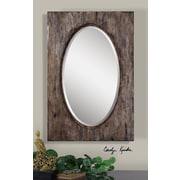 Uttermost  Hitchcock Beveled Wall Mirror