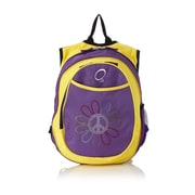 Obersee Kids All in One Preschool Peace Flower Cooler Backpack
