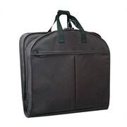 Wally Bags Series 800 Suit Length Garment Bag; Black