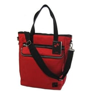 Ice Red Sirocco Urban Laptop Briefcase; Red