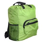 Netpack U-zip Backpack and Tote Bag; Green