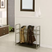 OIA Stackable 2-Tier Shoe Rack