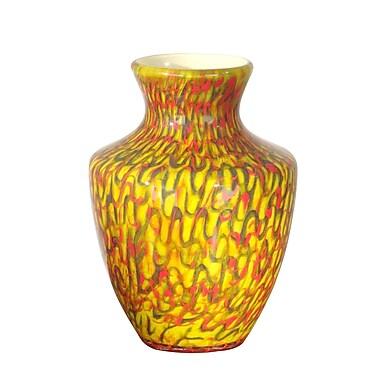 Dale Tiffany Jasper Bulbous Vase