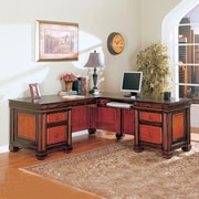 Wildon Home   Nesika Beach Executive Desk