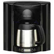 Brew Express 10 Cup Built-In Self-Filling Coffee and Hot Beverage System; Black