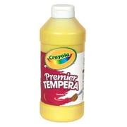 Crayola Premier Tempera Paints; Yellow