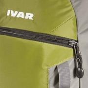 Ivar Urban 20 Backpack; Green/Gray